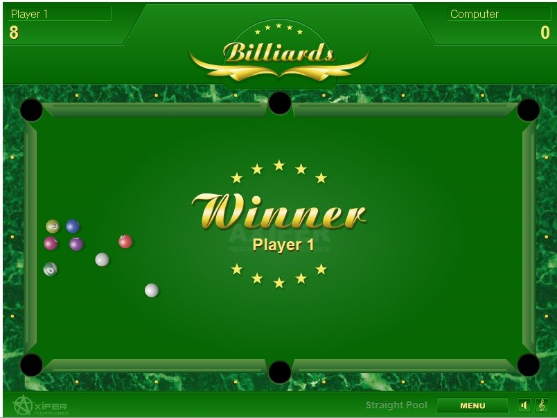 It is free, and it is fun (if you like to play pool)