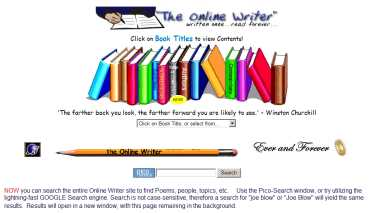 the Online Writer
